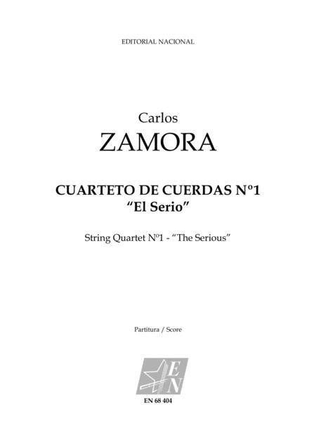 Cuarteto de Cuerdas Nº1 -