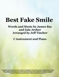 Best Fake Smile