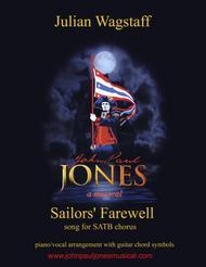 Sailors' Farewell - song from the musical John Paul Jones