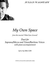 My Own Space (vocal duet)