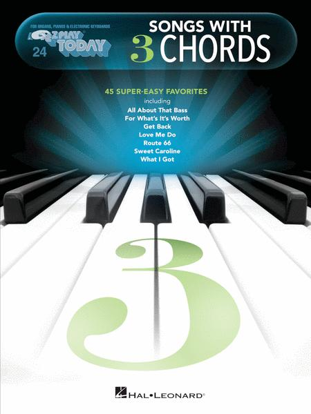 Songs with 3 Chords
