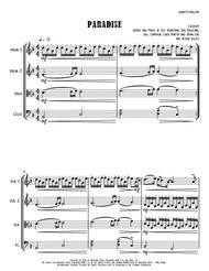 Paradise - String Trio (vln/vla/vc)