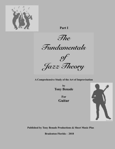 The Fundamentals of Jazz Theory for Guitar