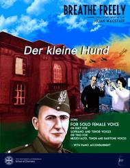 Der kleine Hund (song from the opera Breathe Freely)