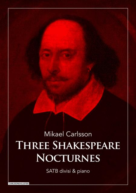 Three Shakespeare Nocturnes