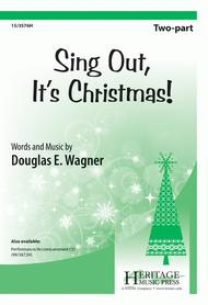 Sing Out, It's Christmas!
