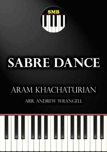 Sabre Dance (Piano)