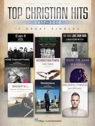 Top Christian Hits of 2017-2018
