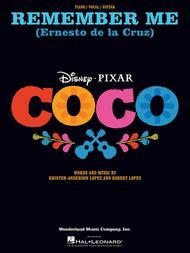 Remember Me (Ernesto de la Cruz) (from Coco)