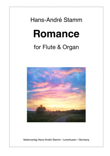 Romance for Flute and Organ