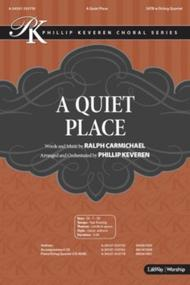 A Quiet Place - Orchestration CD-ROM