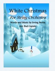 White Christmas Arranged for String Orchestra