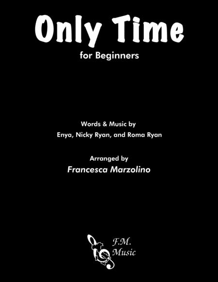 Only Time (for Beginners)