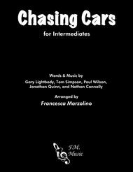Chasing Cars (for Intermediates)