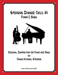 Stevens Dinner Jazz Piano and Bass #4