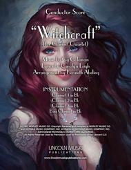 Witchcraft (for Clarinet Quartet)