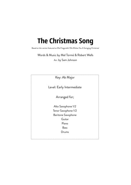 The Christmas Song (Chestnuts Roasting On An Open Fire) [Ella Fitzgerald Version]