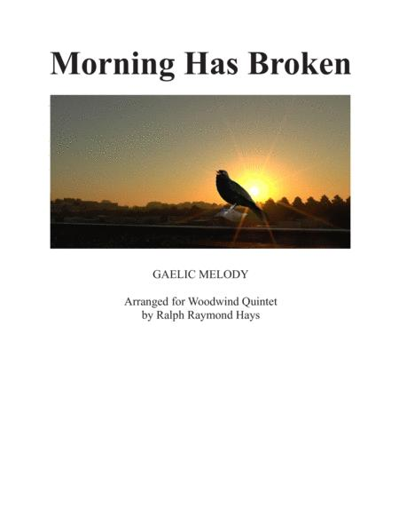 Morning Has Broken (for woodwind quintet)