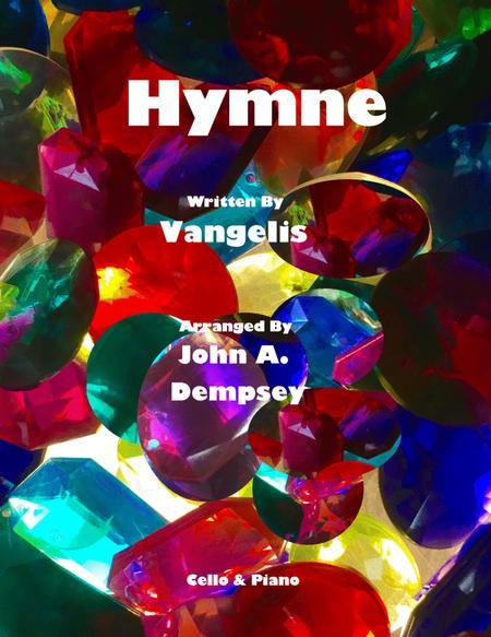 Hymne (Vangelis): Cello and Piano