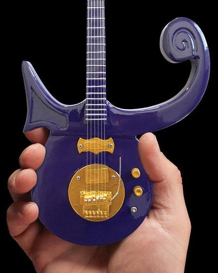 The Artist Formerly Known As Prince Signature Purple Symbol Sheet