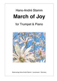 March of Joy for Trumpet and Piano