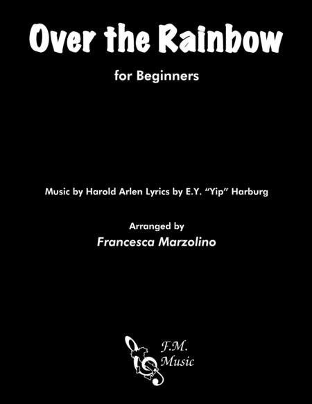 Over The Rainbow (from The Wizard Of Oz) for Beginners