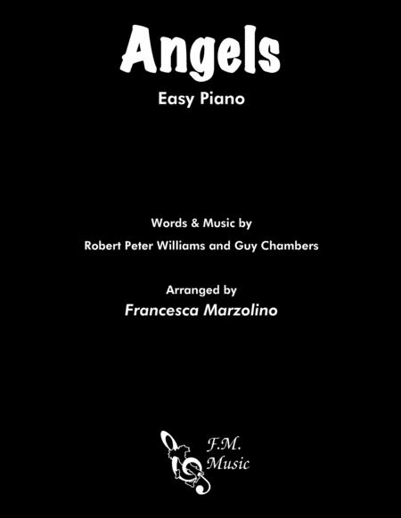 Angels (Easy Piano)