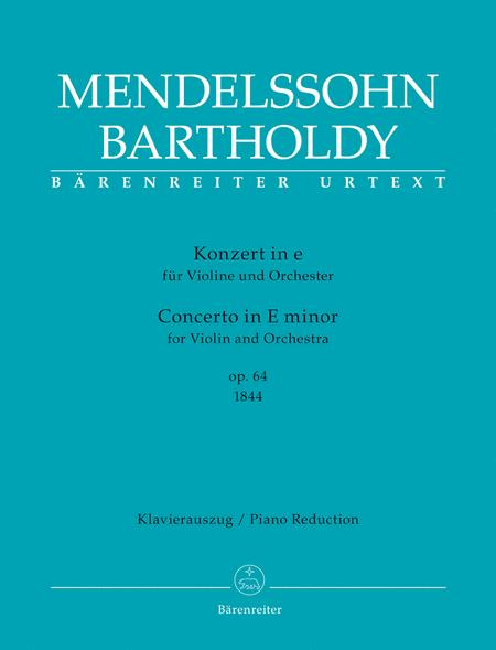 Performance notes on the Violin Concerto op. 64 and on the Chamber Music for Strings by Felix Mendelssohn Bartholdy