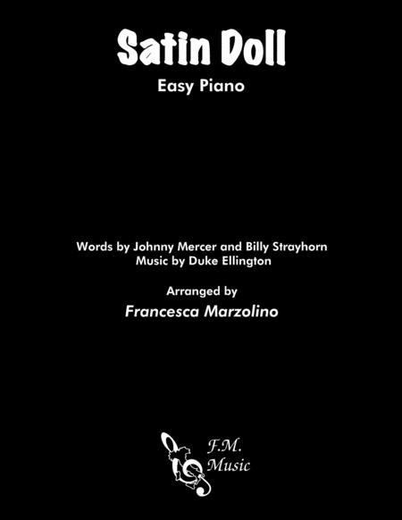 Satin Doll (Easy Piano)