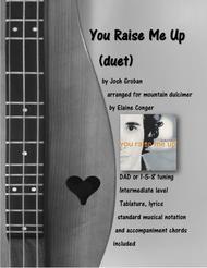 You Raise Me Up (duet)