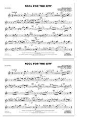 Fool For The City - Flute/Piccolo