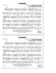 Thunder - 2nd Bb Trumpet