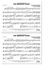 The Greatest Show - Bb Clarinet