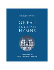 Great English Hymns arranged in contemporary styles