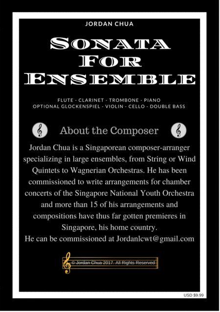 Sonata for Ensemble
