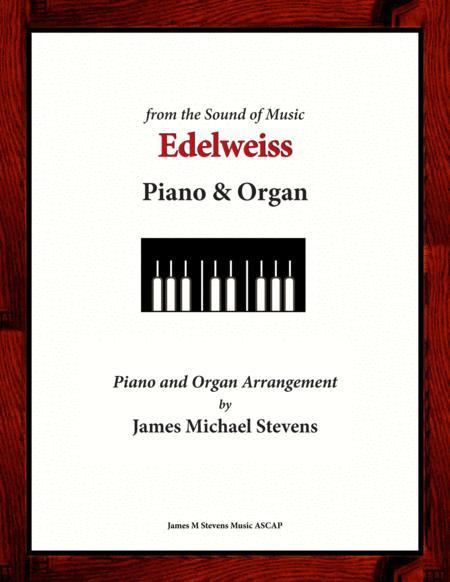 Edelweiss - Piano & Organ