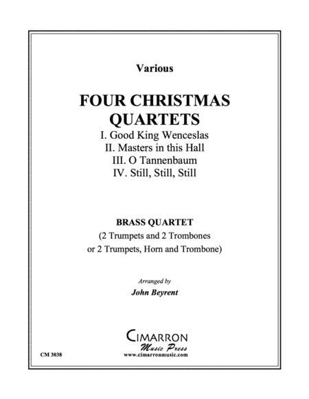Four Christmas Quartets