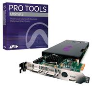 Pro Tools \| Ultimate + Pro Tools HD/TDM System to HDX Core