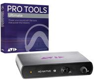 Pro Tools \| Ultimate + MBox Pro, 00x or HD/TDM System to HD Native Thunderbolt