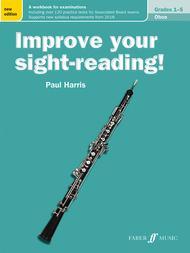 Improve Your Sight-Reading! Oboe, Grade 1-5