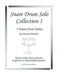 Snare Drum Solo Collection 1