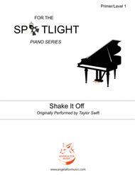 Shake It Off- Primer/Level 1