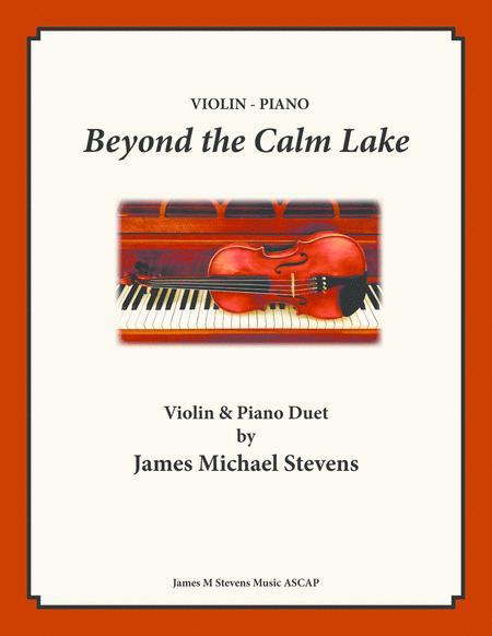 Beyond the Calm Lake - Violin & Piano