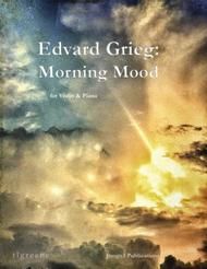 Grieg: Morning Mood from Peer Gynt Suite for Violin & Piano