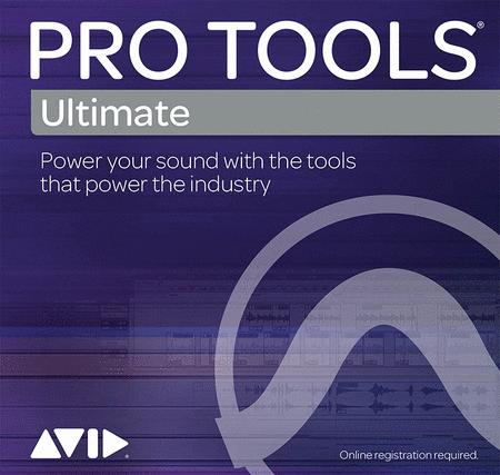 Pro Tools \| Ultimate