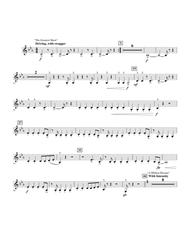 Selections from The Greatest Showman (arr. Paul Murtha) - Bb Bass Clarinet