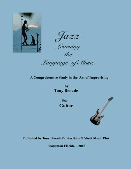 Jazz, The Language of Music - for Guitar