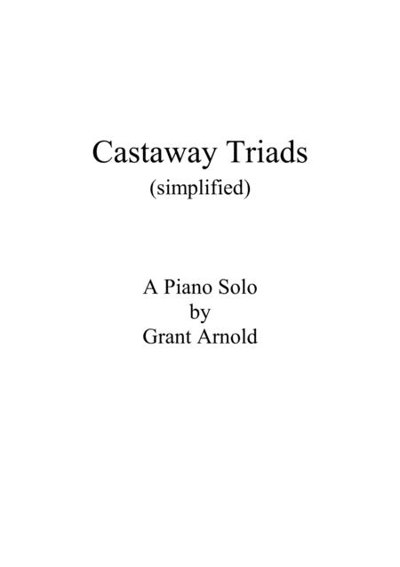 Castaway Triads (simplified)