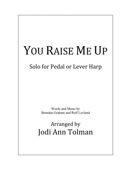 You Raise Me Up, Harp Solo