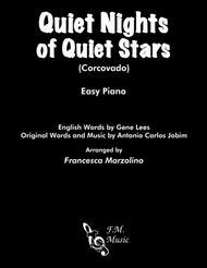 Quiet Nights Of Quiet Stars (Corcovado) (Easy Piano)